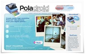 poladroid Web SITE