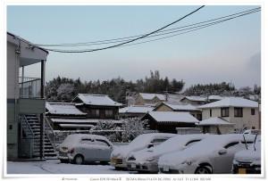 2011-01-17_雪景色 近隣の風景