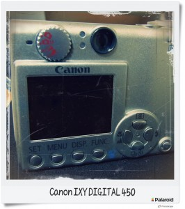 Canon-IXY-DIGITAL450 CCDリコール